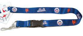 "New York Mets 24"" Breakaway Lanyard"