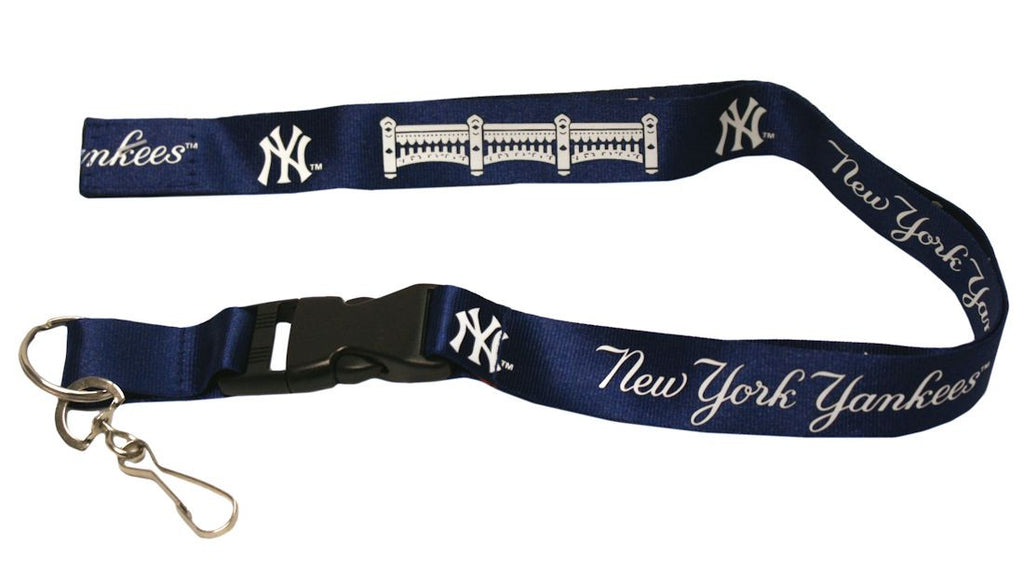 "New York Yankees 24"" Breakaway Lanyard"