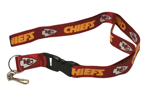 "Kansas City Chiefs 24"" Breakaway Lanyard"