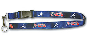 "Atlanta Braves 24"" Breakaway Lanyard"