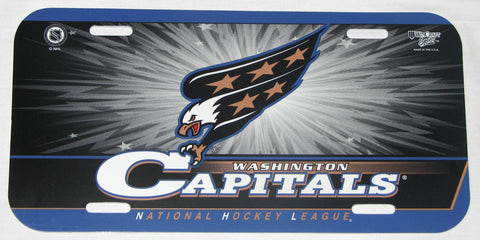 Washington Capitals (Old Logo) License Plate