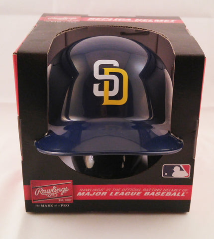 San Diego Padres Rawlings Mini Batting Helmet