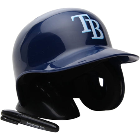 Tampa Bay Rays Rawlings Mini Batting Helmet