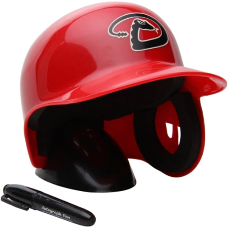 Arizona Diamondbacks Rawlings Mini Batting Helmet