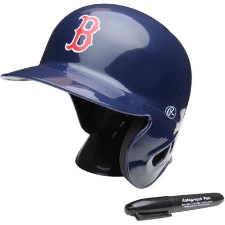 Boston Red Sox Rawlings Mini Batting Helmet
