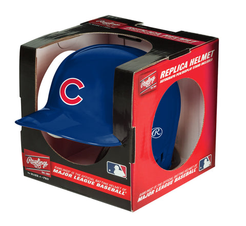 Chicago Cubs Rawlings Mini Batting Helmet