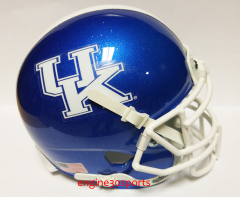 Kentucky Wildcats Schutt XP Mini Helmet