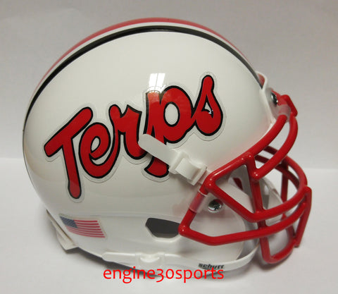 Maryland Terrapins Schutt XP Mini Helmet