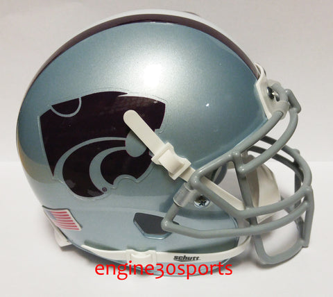 Kansas State Wildcats Schutt XP Mini Helmet