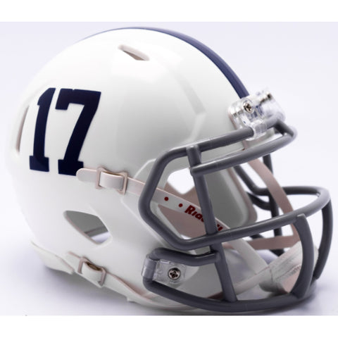 Penn State Nittany Lions 2017 Alternate Riddell Speed Mini Helmet