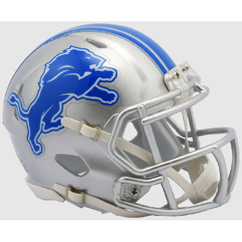 Detroit Lions Riddell Speed Mini Helmet