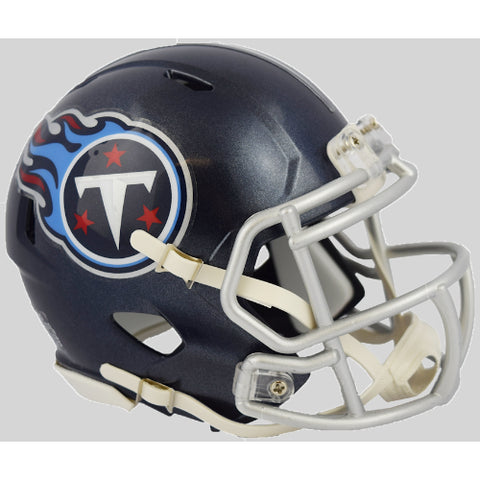 Tennessee Titans Riddell Speed Mini Helmet - 2018 Style