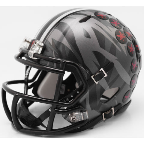 Ohio State Buckeyes Riddell Speed Mini Helmet - Camo Alternate
