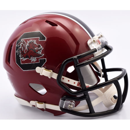 South Carolina Gamecocks Riddell Speed Mini Helmet - Cardinal