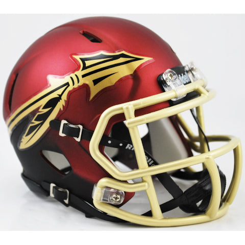 Florida State Seminoles Riddell Speed Mini Helmet - Garnet Collection