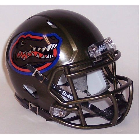 Florida Gators Riddell Speed Mini Helmet - 2017 Swamp Green Alternate