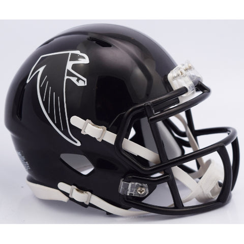 Atlanta Falcons Riddell Speed Mini Helmet - Tribute