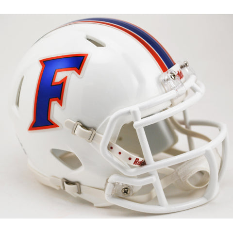 Florida Gators Riddell Speed Mini Helmet - 2015 White Alternate