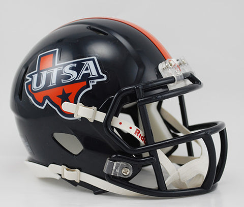 Texas San Antonio Roadrunners Riddell Speed Mini Helmet