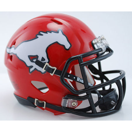 Calgary Stampeders Riddell Speed Mini Helmet