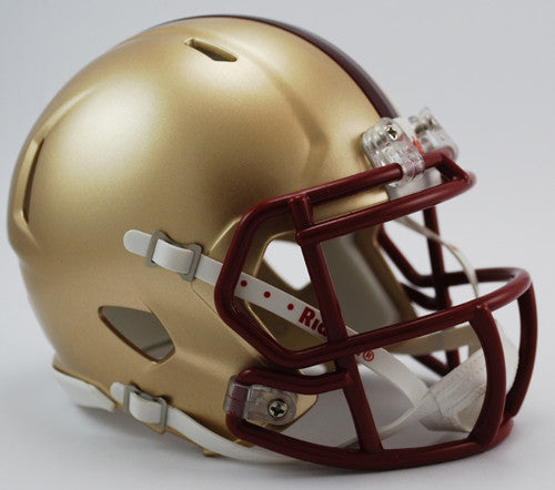 Boston College Eagles Riddell Speed Mini Helmet