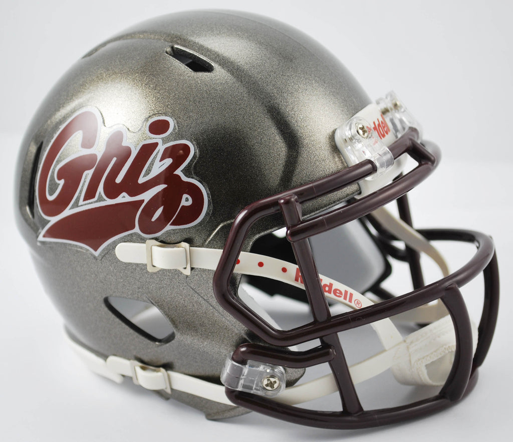 Montana Grizzlies Riddell Speed Mini Helmet