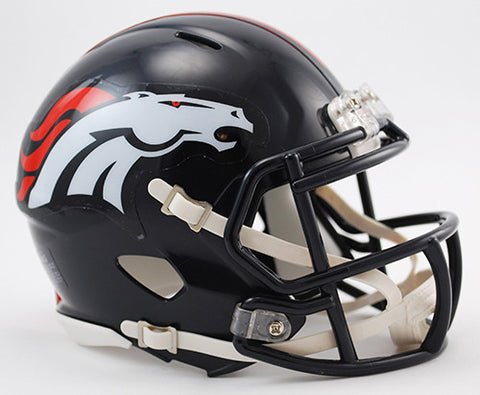 Denver Broncos Riddell Speed Mini Helmet