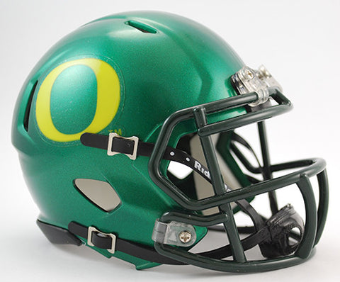 Oregon Ducks Riddell Speed Mini Helmet