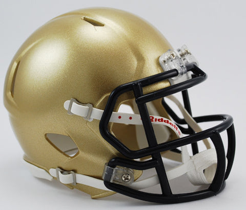 Navy Midshipmen Riddell Speed Mini Helmet