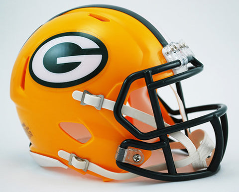 Green Bay Packers Riddell Speed Mini Helmet