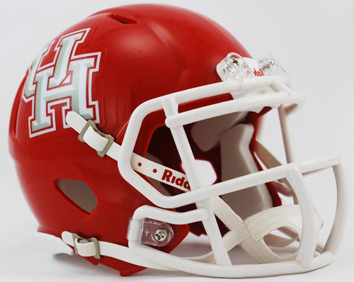 Houston Cougars Riddell Speed Mini Helmet