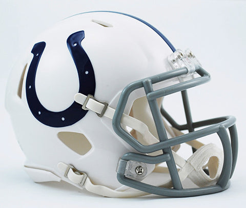 Indianapolis Colts Riddell Speed Mini Helmet