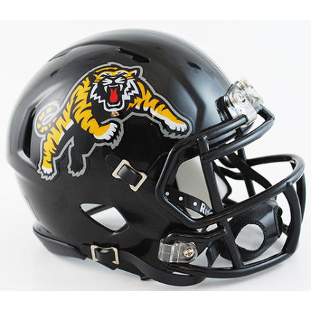Hamilton Tiger Cats Riddell Speed Mini Helmet