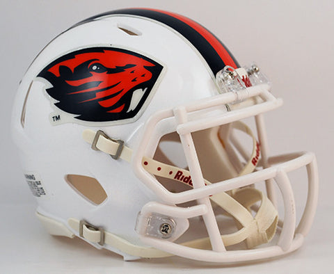 Oregon State Beavers Riddell Speed Mini Helmet