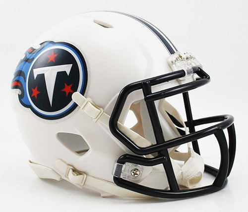 Tennessee Titans 1999-2017 Riddell Speed Mini Helmet