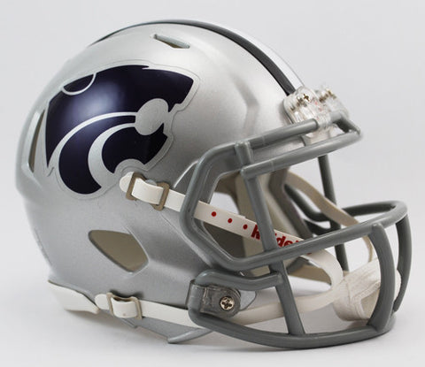 Kansas State Wildcats Riddell Speed Mini Helmet