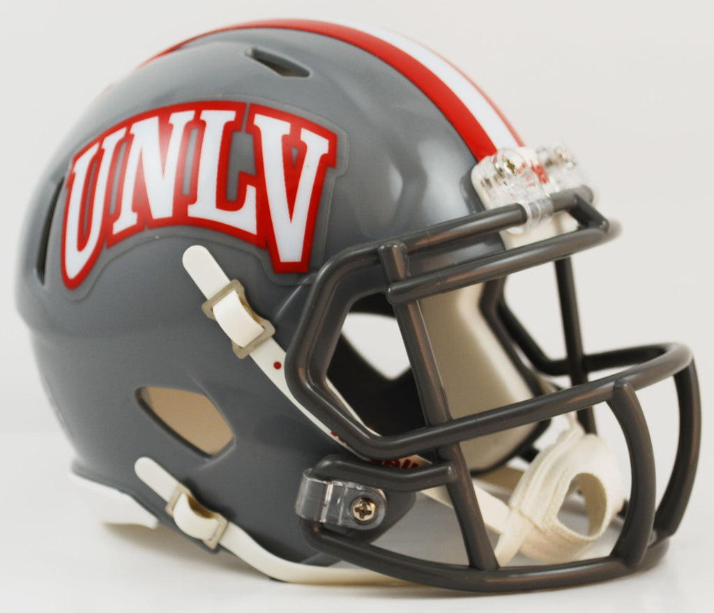 UNLV Rebels 2012-2014 Style Riddell Speed Mini Helmet