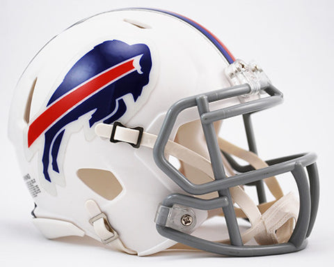 Buffalo Bills Riddell Speed Mini Helmet