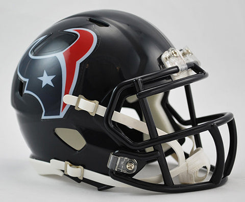 Houston Texans Riddell Speed Mini Helmet