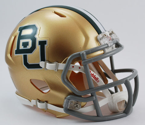 Baylor Bears Riddell Speed Mini Helmet