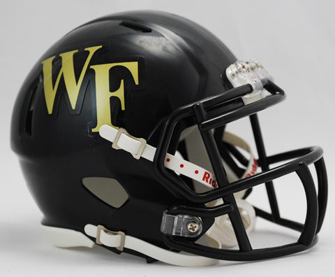 Wake Forest Demon Deacons Riddell Speed Mini Helmet