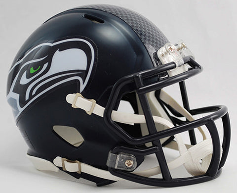 Seattle Seahawks Riddell Speed Mini Helmet