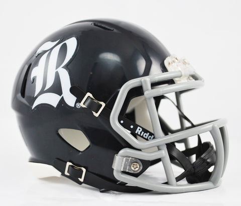Rice Owls Riddell Speed Mini Helmet