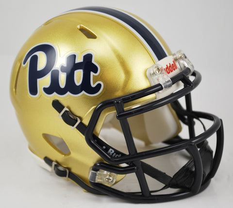 Pitt Panthers Riddell Speed Mini Helmet