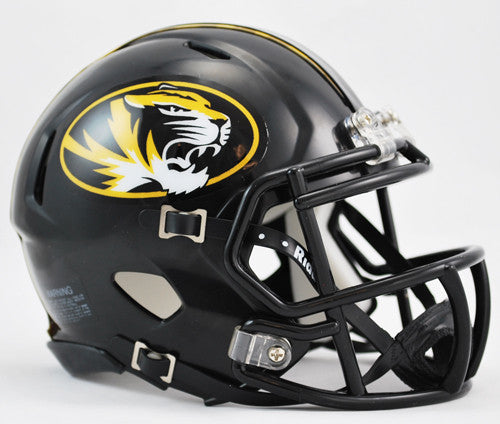 Missouri Tigers Riddell Speed Mini Helmet