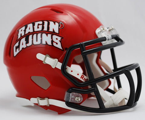 Louisiana Lafayette Ragin Cajuns Riddell Speed Mini Helmet