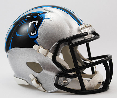 Carolina Panthers Riddell Speed Mini Helmet