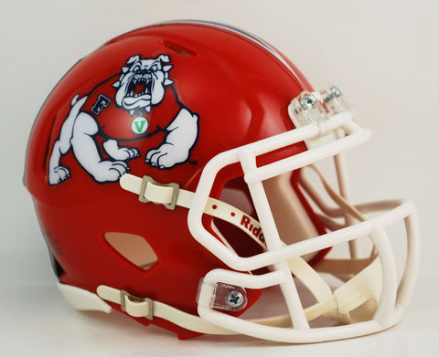 Fresno State Bulldogs Riddell Speed Mini Helmet