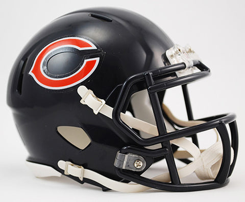 Chicago Bears Riddell Speed Mini Helmet