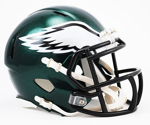 Philadelphia Eagles Riddell Speed Mini Helmet